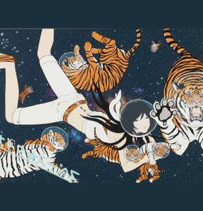 Supeesu Taigaa | Yumiko Kayukawa