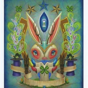 Aaron Marshall Magic Bunny