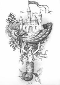 Mermaid Fantasia | Adam Zebediah Joseph