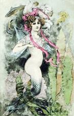 Gaston Noury | Mermaid