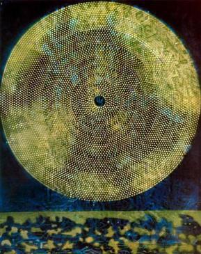 Birth of a Galaxy | Max Ernst