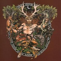 Celtic Cernunnos| Forest God