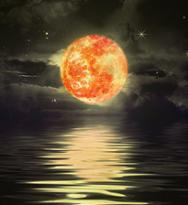 June Strawberry Moon 2015