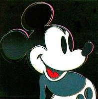 Mickey Mouse | Andy Warhol