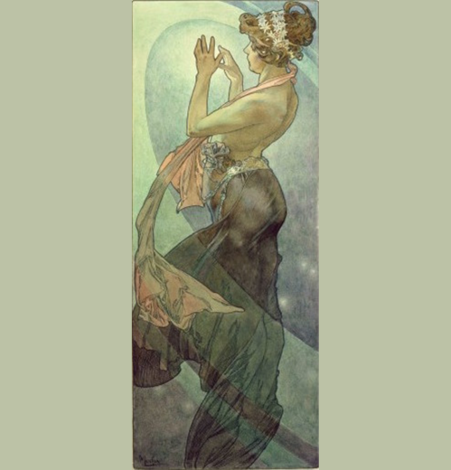Pole Star | Mucha