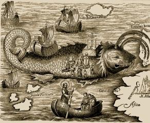 1621 Map | Honorius Philoponus