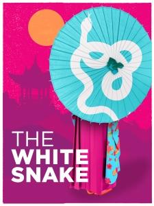 White Snake | art print