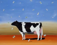 Cash Cow | Robert Deyber