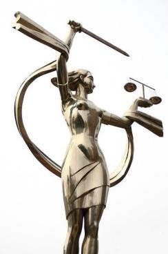 Justitia (Lady Justice) | Xi'an_China