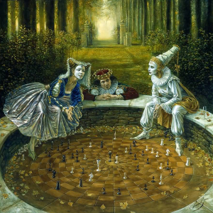 Checkmate | Michael Cheval