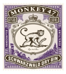 Monkey 47 Label