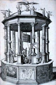 Rudolphine Tables| Johannes Kepler, circa 1627