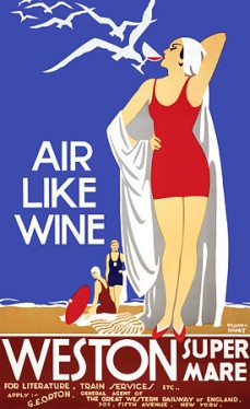 air like wine   vintage Venus