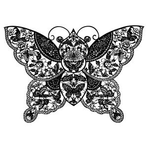 Butterfly | papercut