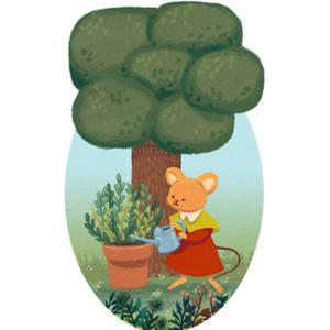 Garden Mouse | Vi Pham