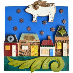 Pig Place | Elizabeth Rosen
