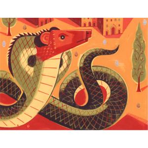 Urban Snake | Brad Yeo