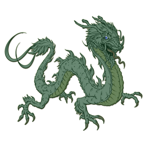 Zodiac Dragon | by China Rose