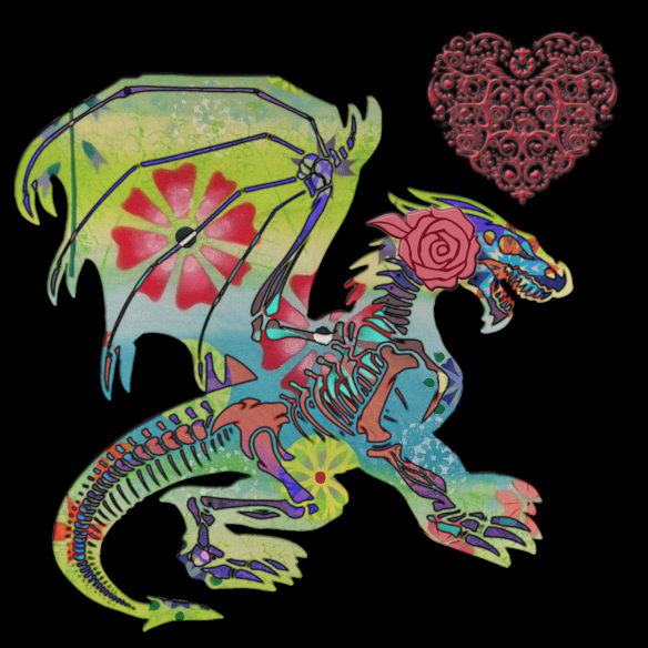 Dragon Love | by China Rose
