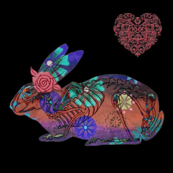 Hare Love | by China Rose