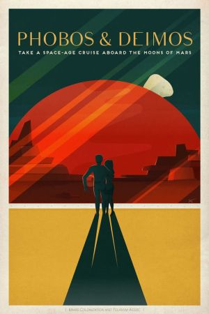 Space X Mars Duo | poster
