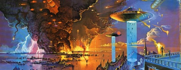 Bruce Pennington | aliens and spaceships