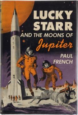 Lucky Star | Jupiter Moons