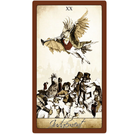 Judgement | Isidore tarot