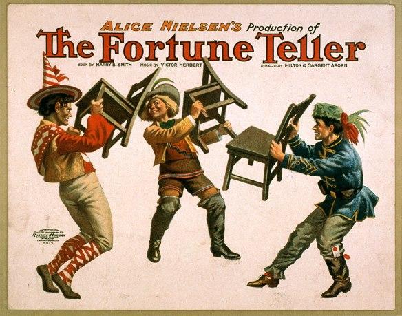Fortune Teller | circa 1905