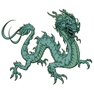 Lucky Dragon | by China Rose