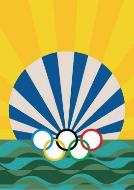 Olympic art | Rio 2016