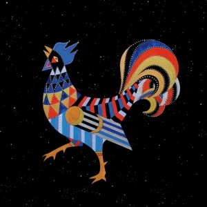 Zodiac Rooster By Thailan