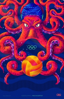 Olympics waterpolo
