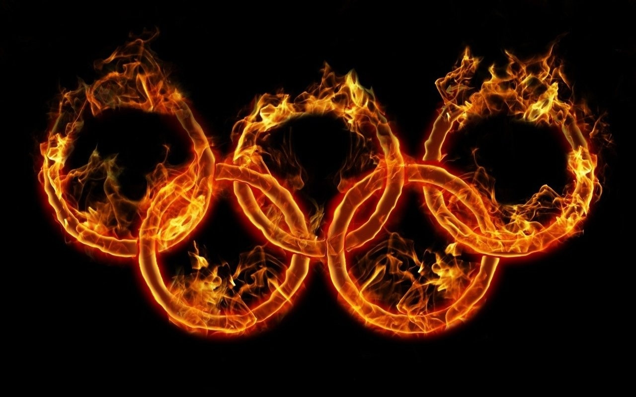 Olympics Lord Of The Rings